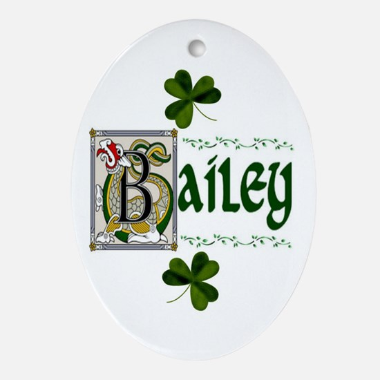 Bailey Celtic Dragon Ornament