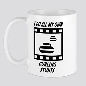Curling Stunts Mug