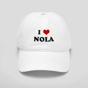 I Love NOLA Cap