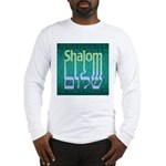 ShalomTile2b Long Sleeve T-Shirt
