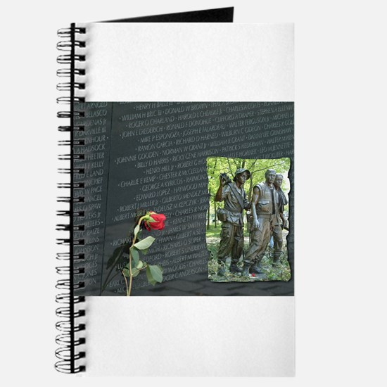 Unique Support troops Journal