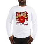 Maillet Family Crest Long Sleeve T-Shirt