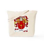 Maillet Family Crest Tote Bag