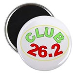 "Club 26.2 2.25"" Magnet (10 pack)"