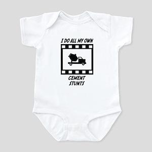 Cement Stunts Infant Bodysuit