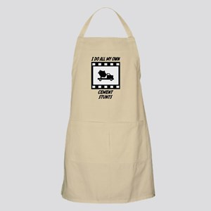 Cement Stunts BBQ Apron