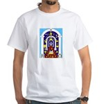 Traveling to the Arch White T-Shirt