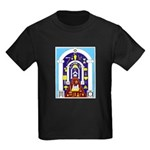 Traveling to the Arch Kids Dark T-Shirt