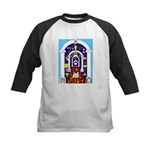 Traveling to the Arch Kids Baseball Jersey