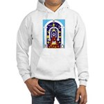 Traveling to the Arch Hooded Sweatshirt