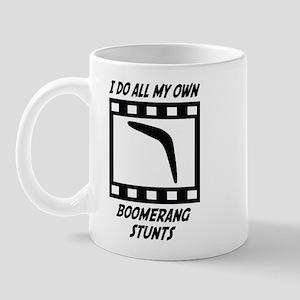 Boomerang Stunts Mug