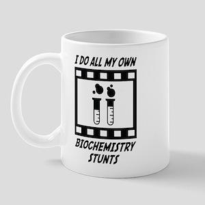 Biochemistry Stunts Mug