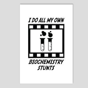 Biochemistry Stunts Postcards (Package of 8)