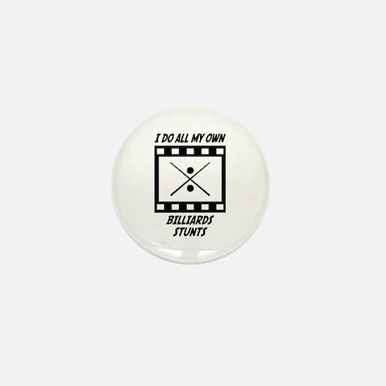 Billiards Stunts Mini Button