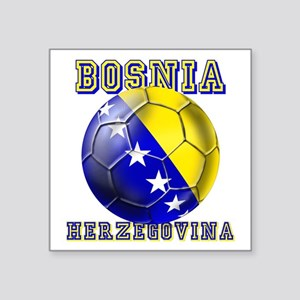 Bosnia Herzegovina Football Sticker