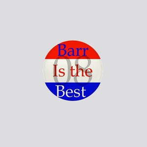 barr knows best Mini Button