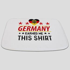 Germans gift tees Bathmat