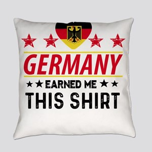 Germans gift tees Everyday Pillow