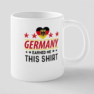 Germans gift tees Mugs