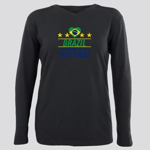 Brazil earned me this tees T-Shirt