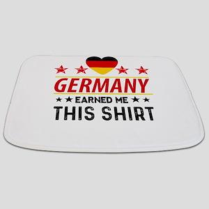 Germany earned gift tees Bathmat