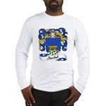 Marchal Family Crest Long Sleeve T-Shirt