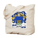 Marchal Family Crest Tote Bag