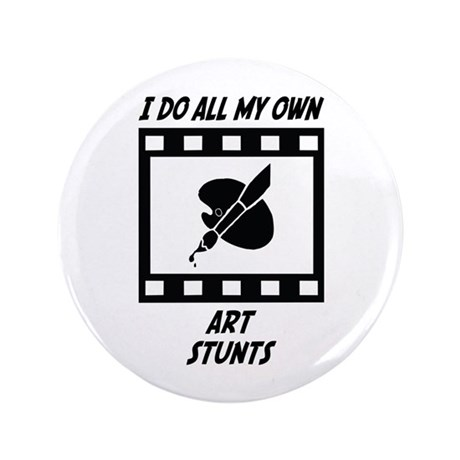 "Art Stunts 3.5"" Button (100 pack)"