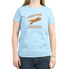 Pure Gold Agility Women's Light Tee