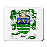 Marin Family Crest Mousepad