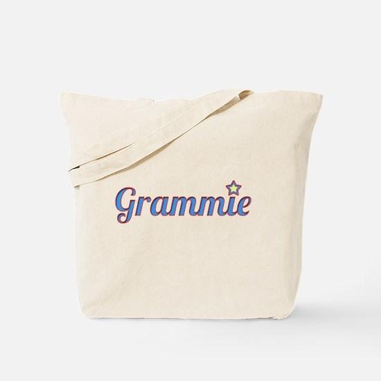 70's Flower Child Grammie Tote Bag