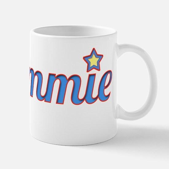 70's Flower Child Grammie Mug