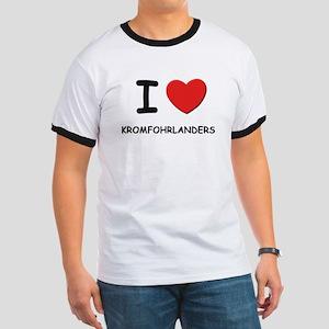 I love KROMFOHRLANDERS Ringer T