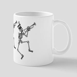 Skeletons With Trumpets Mug