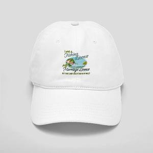 > Fishing - Marriage - License Cap