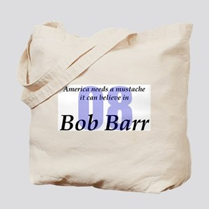barr knows best Tote Bag