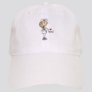 Girl I Love Tennis Cap