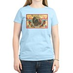 Turkey Sampler Women's Light T-Shirt