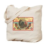 Turkey Sampler Tote Bag