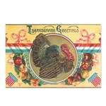 Turkey Sampler Postcards (Package of 8)