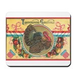 Turkey Sampler Mousepad