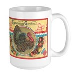 Turkey Sampler Large Mug