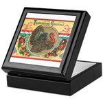 Turkey Sampler Keepsake Box