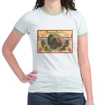 Turkey Sampler Jr. Ringer T-Shirt
