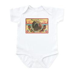 Turkey Sampler Infant Bodysuit