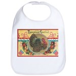 Turkey Sampler Bib