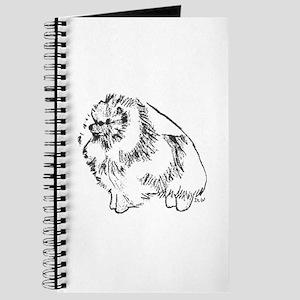 Pom Fullbody Sketch Journal