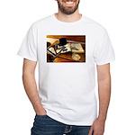 Worshipful Master White T-Shirt