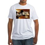 Worshipful Master Fitted T-Shirt