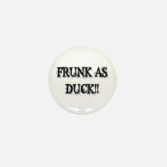 Frunk As Duck Mini Button